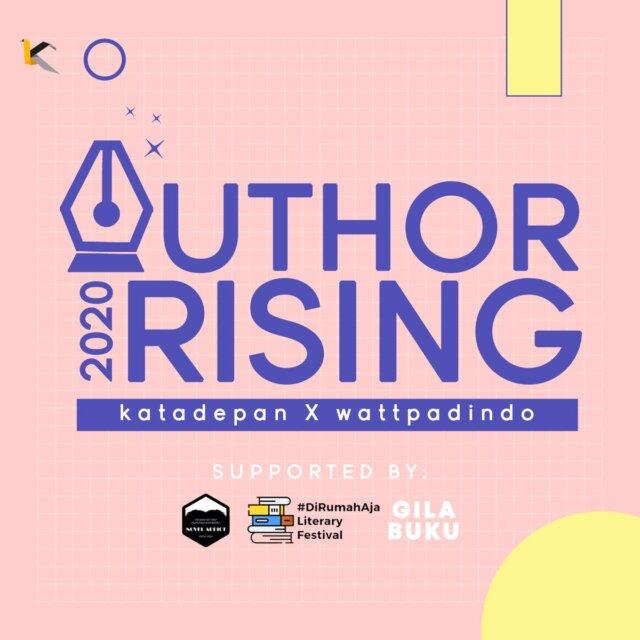 pemenang author rising penerbit katadepan 2020
