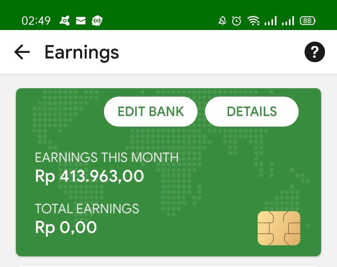 Pendapatan di KBMapp untuk Pemula